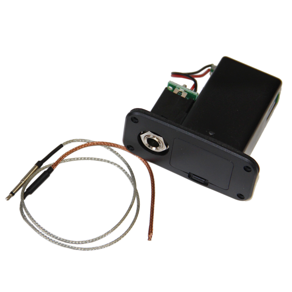 Cherub GT-6 Preamplificador de guitarra acústica Ecualizador de - Instrumentos musicales - foto 4