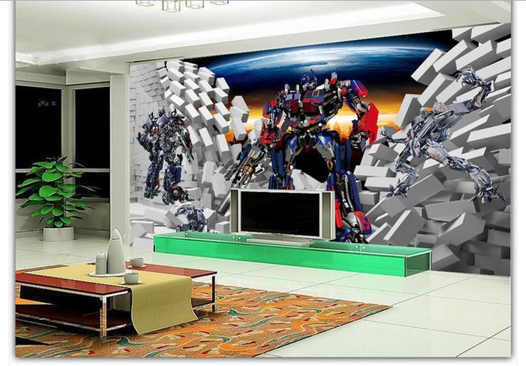 line Get Cheap Transformers Wall Murals Aliexpress. Transformers Wall Murals   Wall Murals Ideas