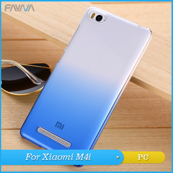 info for 33e88 33bc3 US $5.99 |For Xiaomi Mi4i Case Hard Plastic Slim Back Case Cover for Xiaomi  M4i Mi 4i, Gradient Color on Aliexpress.com | Alibaba Group