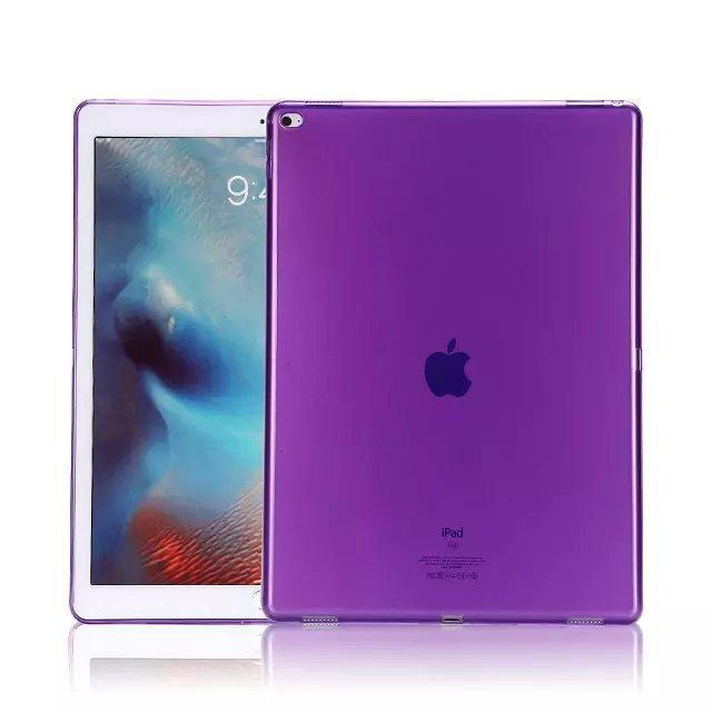 Tablet alma Ipad Air 2 Case İncə Kristal TPU Silikon qoruyucu arxa - Planşet aksesuarları - Fotoqrafiya 2