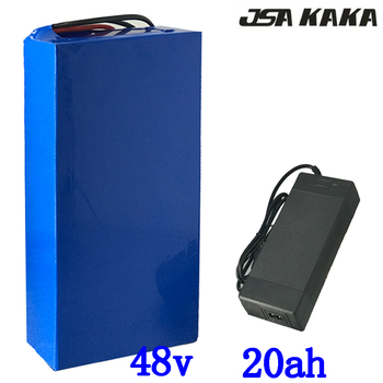 48V 20AH battery 48 Volt Lithium Battery 48V 500W 750W 1000W 2000W ebike battery 48V 10Ah 13Ah 15Ah 18Ah Electric bike battery hot sales 48v 750w bafang bbs02 bike battery 48v 20ah water bottle battery with charger bms usb port for sanyo cell