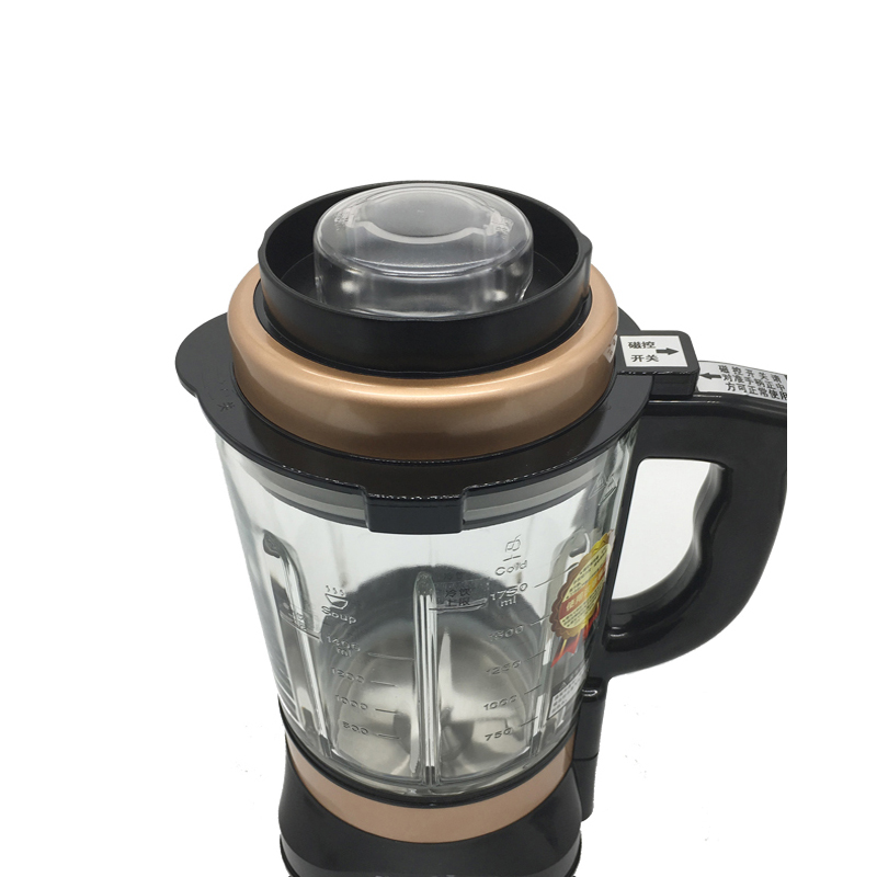 US $40 0 |1 75L BPA FREE Glass Jar container pitcher jug blender H5300 Hot  Soup Maker Mixer Juicer High Power With Heating Function-in Blender Parts