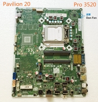 697523 001 For HP Pavilion 20 Pro 3520 AIO Motherboard 703643 001 IPISB AB Mainboard 100%tested fully work|aio motherboard|motherboard motherboard|motherboard for hp pavilion -