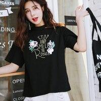 Camisetas Mujer 2018 Summer Tshirt Women Lace Short Sleeve Lady T Shirt Printing Styles Womens T