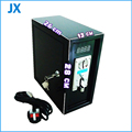 110V / 220V coin operated Timer Control Board Power Supply box with plastic front plate of comparative coin acceptor lock key