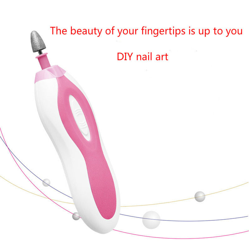 Home Multi-function Electric Gripper Grinding Grinding Nail Polish Set