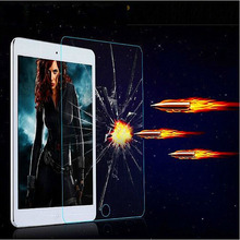 KISSCASE For iPad Air 2 Tempered Glass Screen Protector Case For Apple ipad 2 3 4 Air For ipad mini 1 2 3 4 Film Retail Package