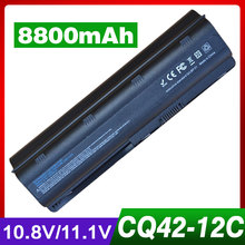 цены на 10400mAh laptop battery for HP PAVILION DM4 DV3 DV5 DV6 DV7 G32 G62 G42 G6 for Compaq Presario CQ32 CQ42 CQ43 CQ56 CQ57 CQ62  в интернет-магазинах