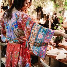 2019 Playsuits Kimono Jastie