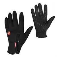 Высококачественные ветрозащитные перчатки для верховой езды с сенсорным экраном, дышащие перчатки для верховой езды для мужчин, женщин и д...