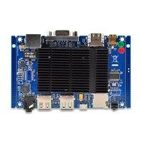 Qotom Motherboard Z3735F 1 33G Quad Core 2G RAM 32G SSD Onboard