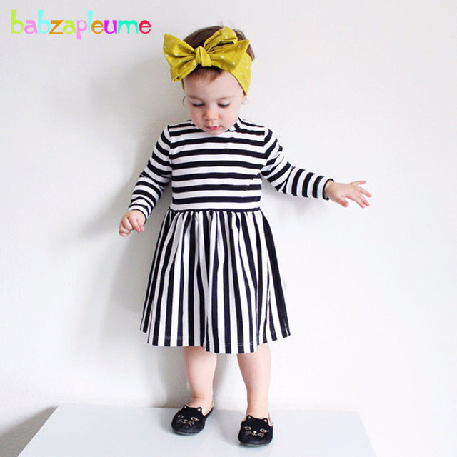 2017 Spring Summer Girls Dress Long Sleeve Child Princess Costume Baby Dresses Striped Girls Party Outfit  sc 1 st  AliExpress.com & 2017 Spring Summer Girls Dress Long Sleeve Child Princess Costume ...