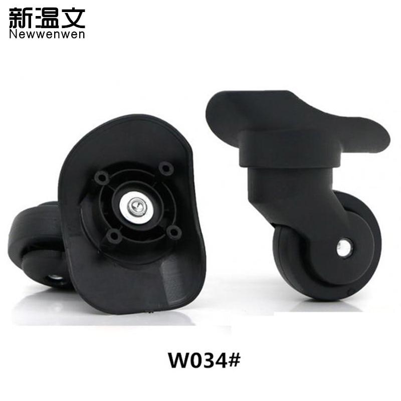 Replacement Luggage Wheels Repair Spinner Trolley Luggage Wheel,Repair Wheels For Suitcases W034#