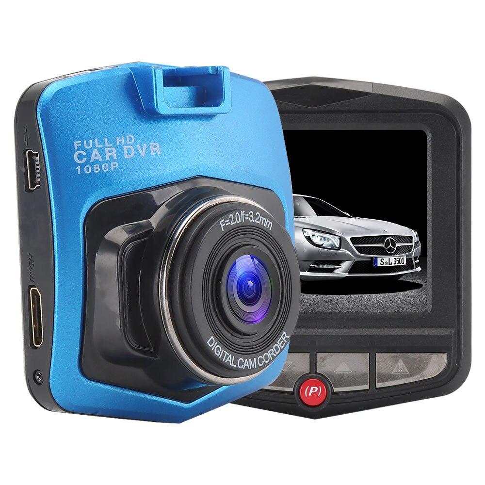 GT300 Geartronics Mais Novo Mini Carro DVR Câmera Filmadora Gravador de 1080 P Full HD Registrator Vídeo Estacionamento sensor do G-Traço Cam CARRO Rua