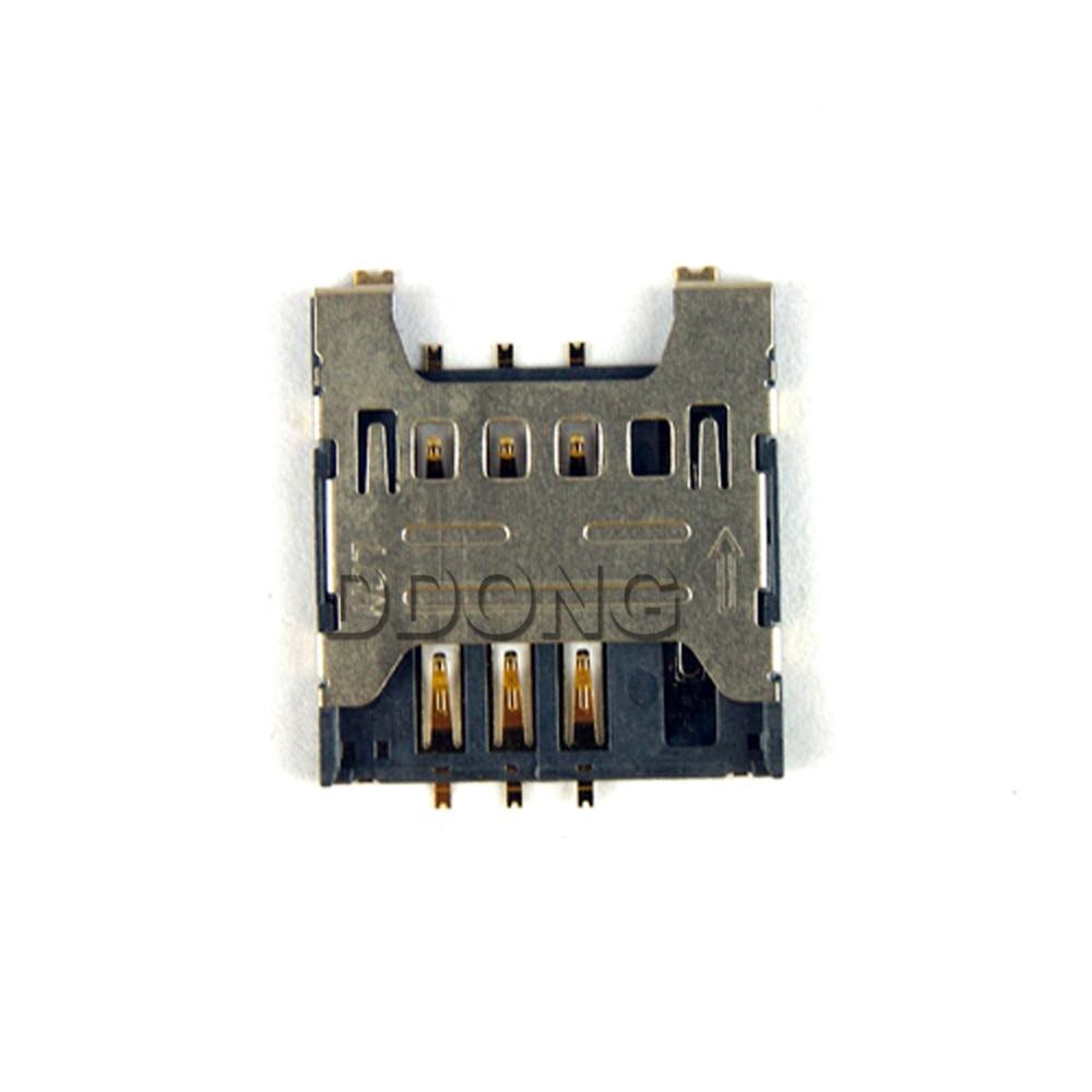 For Samsung Galaxy Nexus Prime i9250 i9003 I8700 S Advanced I9070 SIM Card Tray Slot Holder Socket Connector Plug Repair Part