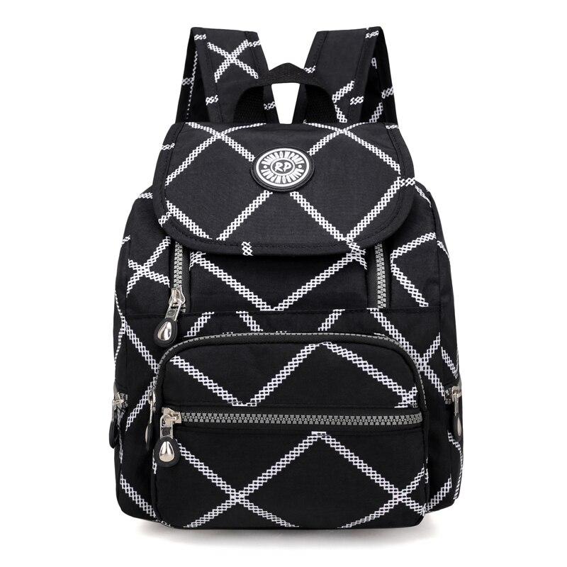 2017 New Arrival Female Nylon Small Backpack for Women Fashion Mini Backpack for Teengage Girls Casual Bolsa Mochila Feminina new arrival ship pattern design brooch for female