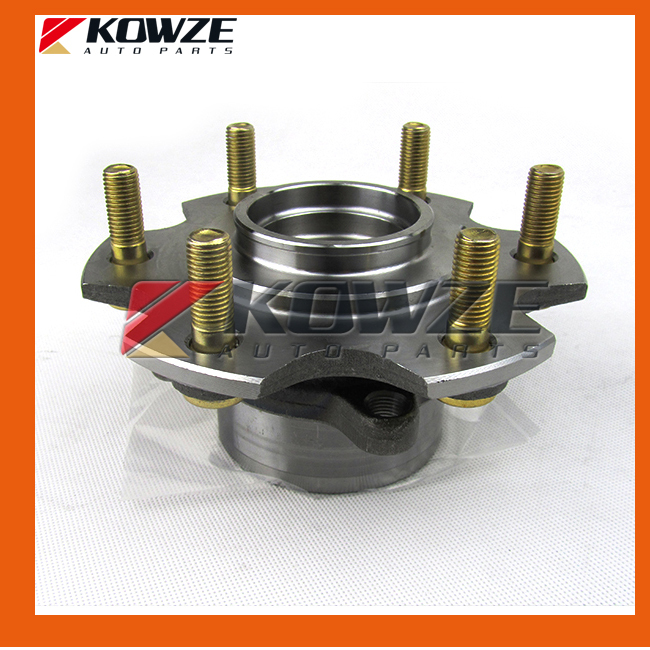 Front Wheel Hub With Bearing Assembly For Mitsubishi Pajero Montero 3 III MN103586 3880A024 Quality B metabo powermaxxulaled