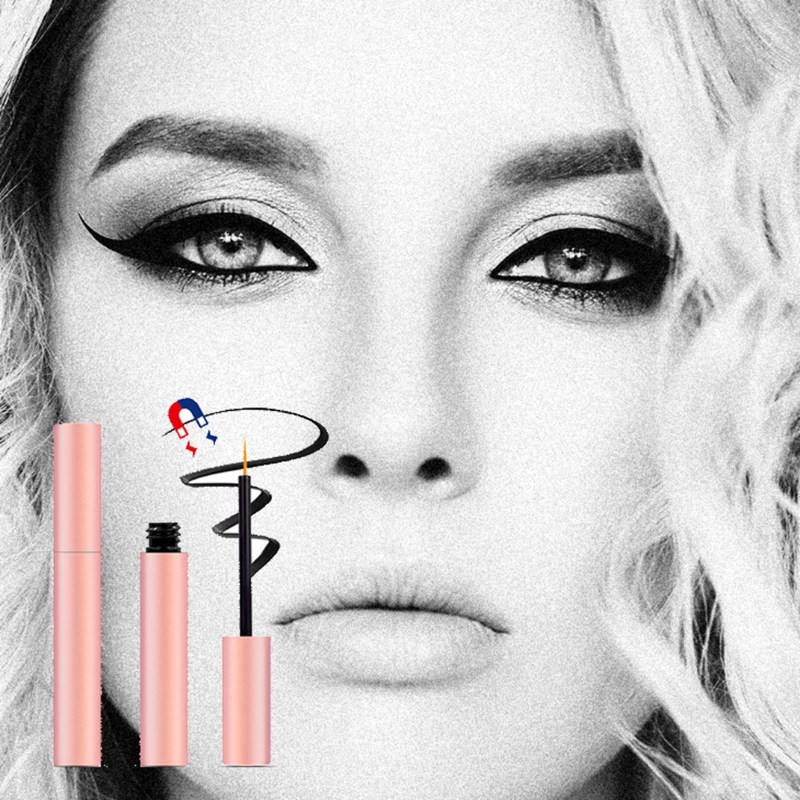 2019 New Long-lasting Waterproof Eyeliner Magnetic Liquid Eye Liner Pen Pencil Makeup Cosmetic Beauty Tool Easy to Wear