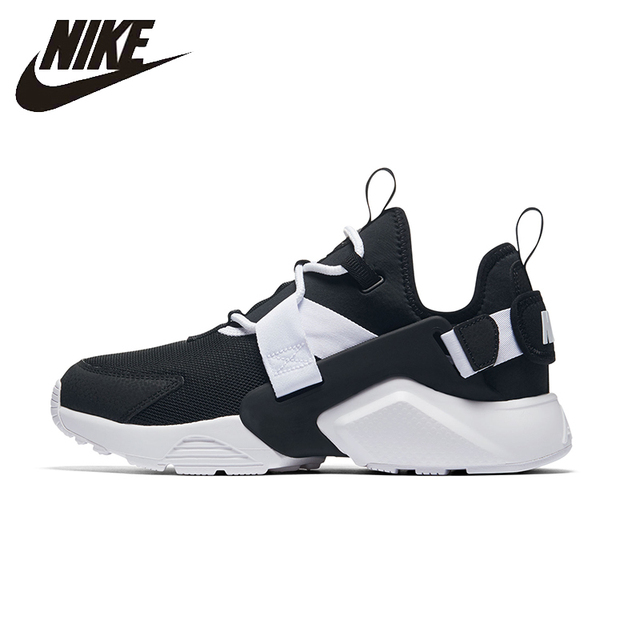 outlet store cddc2 228ef NIKE AIR HUARACHE CITY LOW New Arrival Mens   Womens Running Shoes Mesh  Breathable Sneakers For Men   Women Shoes AH6804