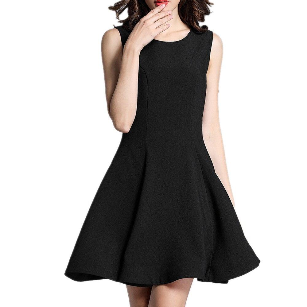 Купить черное маленькое платье недорого