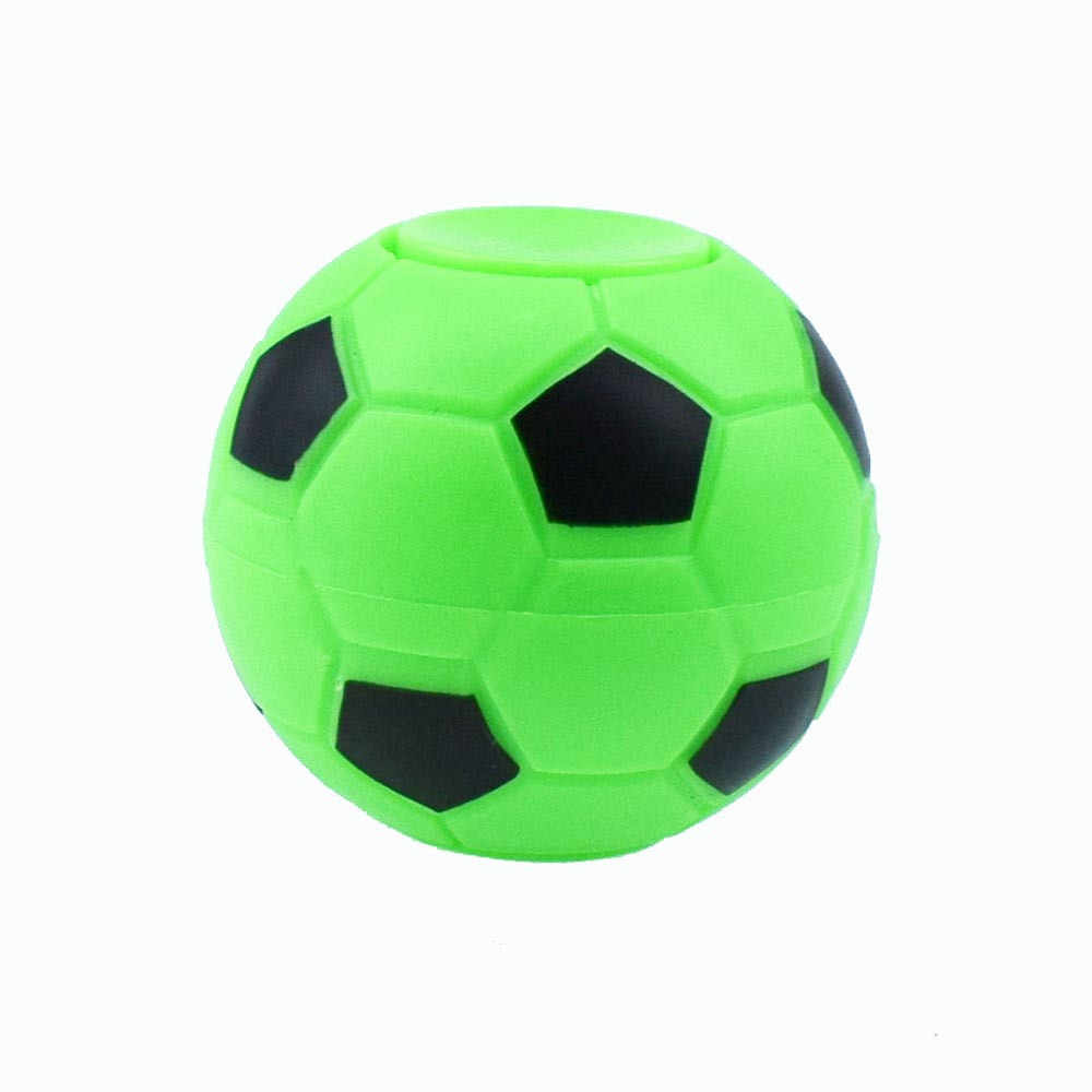 2019 игрушка 5 см дети антистресс squishies спинер Finge Футбол игры Спиннер, предназначенный для концентрации СДВГ EDC anti stress гироскопа игрушка