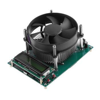 150 Вт 60 В 10A постоянный ток нагрузки Батарея разряда Ёмкость Тесты er метр с Вентилятор охлаждения электронных Тесты модуль