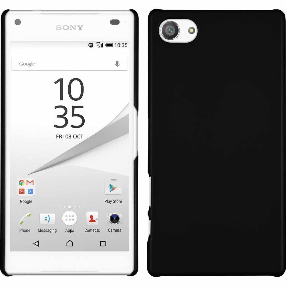 Matte Hard Cover Case For Sony Xperia XP XA Compact M2 M4 M5 E5  X Performance C5 C4 E3  Z1 Z2 Z3 Z Z5 Smooth Rubberized Cases