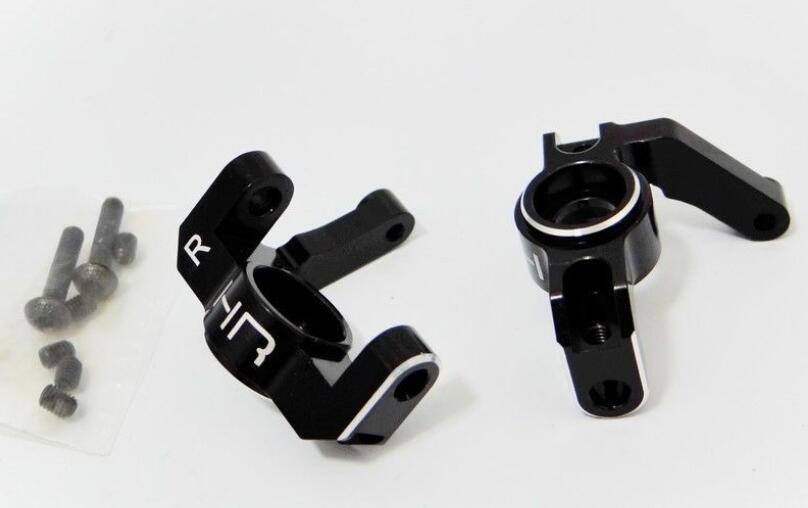 Hot Racing Vaterra Twin Hammers Aluminum Steering Blocks Knuckles VTH2101