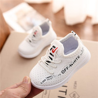 2018 Spring Autumn New Baby Shoes Breathable Canvas Shoes 1 4 Years Old Boys Shoes 3