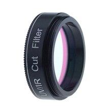 """1,2"""" UV/IR Cut фильтр 2"""" Инфракрасный блокатор фильтры для телескопа CCD цифровая Астрофотография для астрономических Монокуляры"""