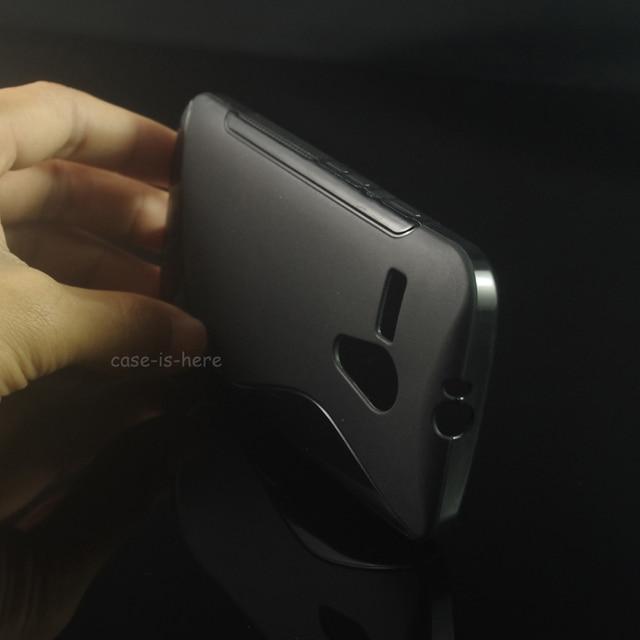 CASEISHERE Soft S-Line Wave Anti-skid TPU Gel Case Skin for Motorola Moto G XT1028 XT1031 XT1032 XT1033