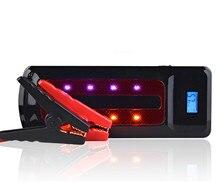 LED Экран 12 В автомобиля Пусковые устройства усилитель Зарядное устройство 22000 мАч батареи Зарядное устройство 800a для портативных ПК игровой автомат SOS светодиодный света-40