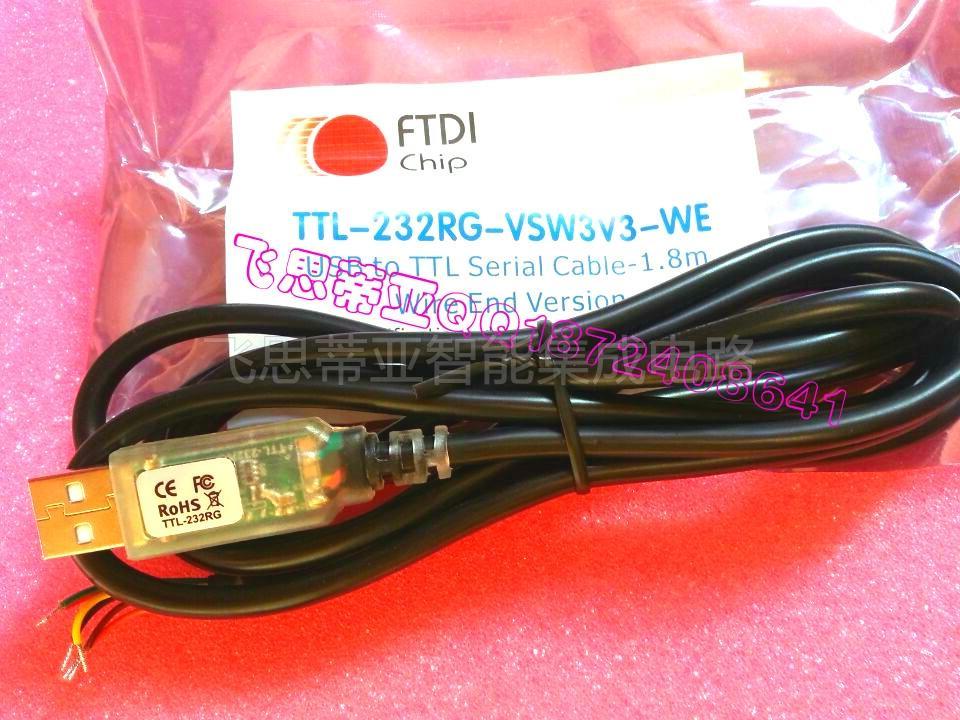 Ftdi ttl-232rg cable