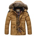 2016 new Zipper Overcoat Mens Down Snowsuit Thicken Warm Winter Men's Coat  Down Coat Jacket Mens Down ParkasYY 150