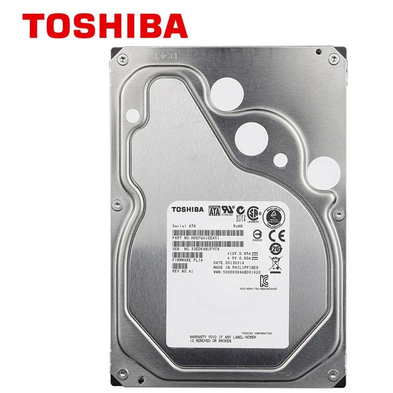 TOSHIBA DVR NVR CCTV 2TB SATA 3 7200RPM 64M 3.5