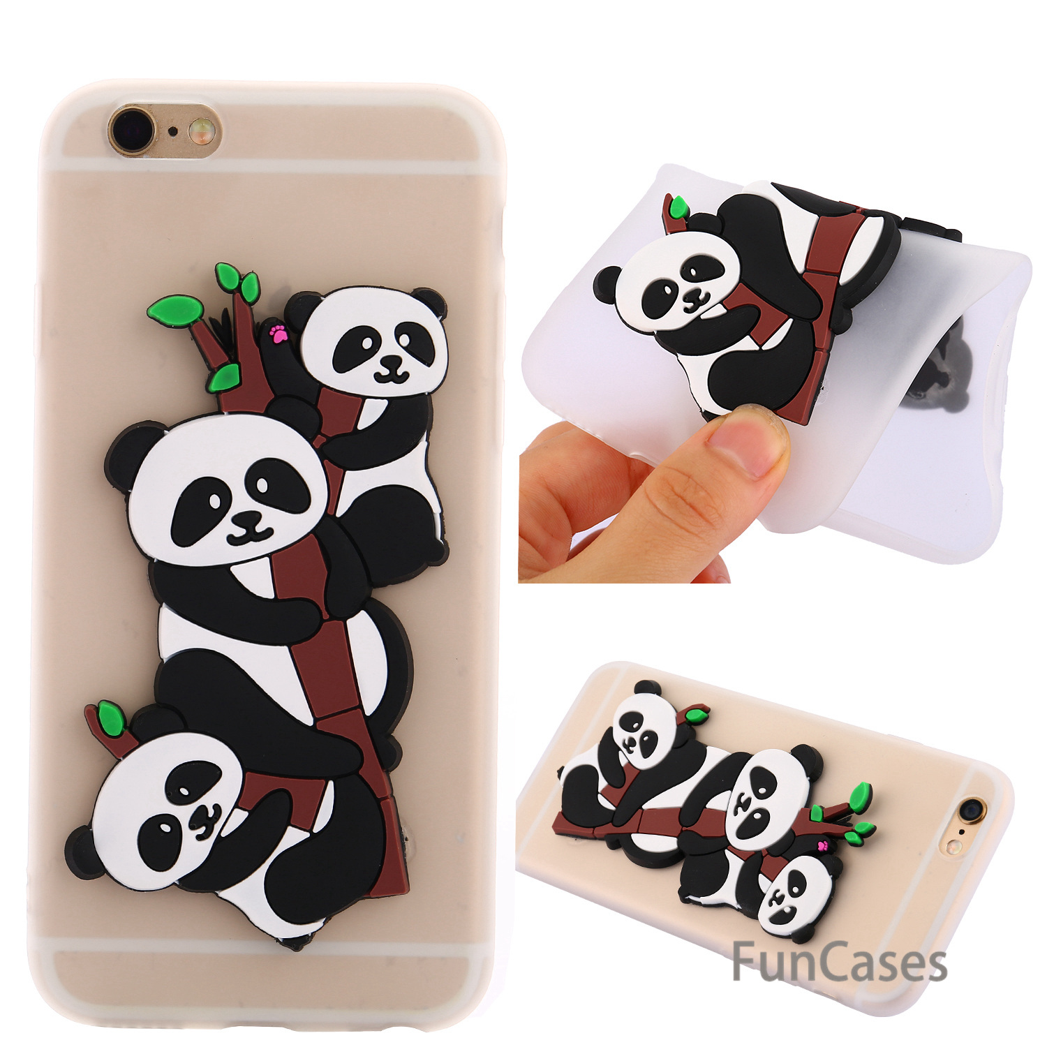 Candy Case sFor Funda iPhone 6 Soft Silicone Phone Case Shell Plain Phone Accessory iPhone 6S Vente Case For iPhone aifone 6