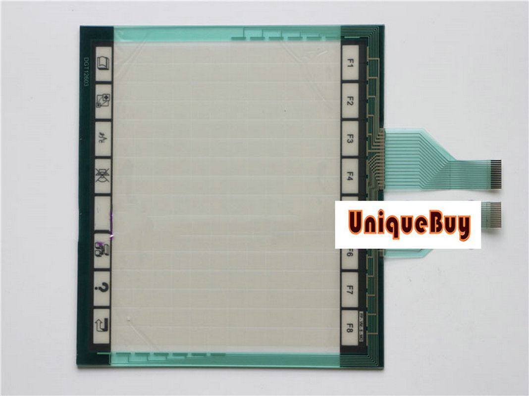 For Panasonic Mounter FP-VM-10-SO FP-VM-6-MO FP-VM-10-M0 Touch Glass Screen Monitor Replacement new touch screen glass panel for fp vm 4 s0 repair
