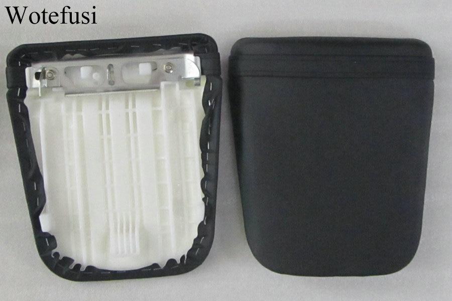 Wotefusi Hot Black Leather Rear Pillion Passenger Seat Cover Cowl For HONDA CBR 600 03-06 [PA141]