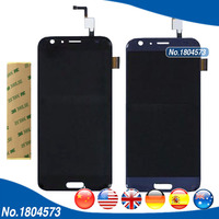 5 5 LCD Display Touch Panel Digitizer Complete Replacement For DOOGEE BL5000 Touch Sceen 1PC Lot