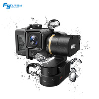 FeiyuTech Newest WG2 Waterproof Wearable 3 axis Gimbal Stabilizer for Gopro 4/5/session YI 4K/SJCAM/AEE Action Camera Hot