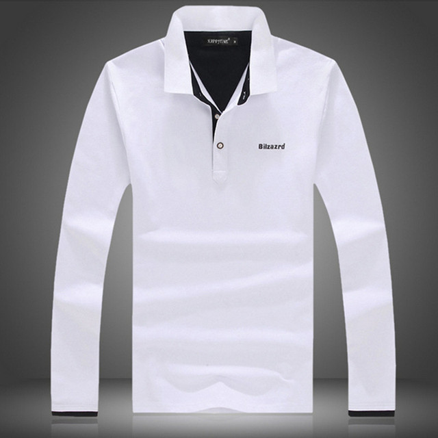 2017 Новый Polo Shirt Мужчины Дизайна Моды Slim Fit 95% хлопка Homme Рубашки Подходит Повседневная Одежда Бренда Серый Мужские Поло M-5XL