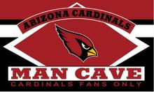 3X5FT Arizona Cardinals man cave flag Digital printing banner