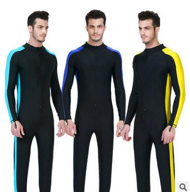 2016 SBART 1008 UPF50+ Swimming Snorkeling Surfing Sports Swimwear Clothing One Pieces Wetsuit Man Diving Suit Swimsuit