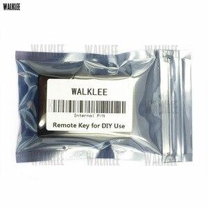 Image 5 - WALKLEE חליפה עבור BMW CAS3 מפתח מרחוק חכם מערכת 1/3/5/7 סדרת X5 X6 Z4 315LP 315 MHz 433 MHz 868 MHz אופציונלי PCF7945 שבב