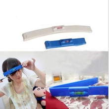 DIY Hair Cutting Guide Layers Bang Styles Scissors Bangs Personal Hairdressing Cutting Styling Tools