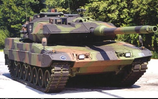 все цены на Tank model 1/35 German Leopard 2A6 main battle tank онлайн
