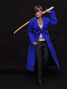 Image 5 - FS007 1/6 Bad Killer Girl полный набор Фигурки игрушки подарки коллекции