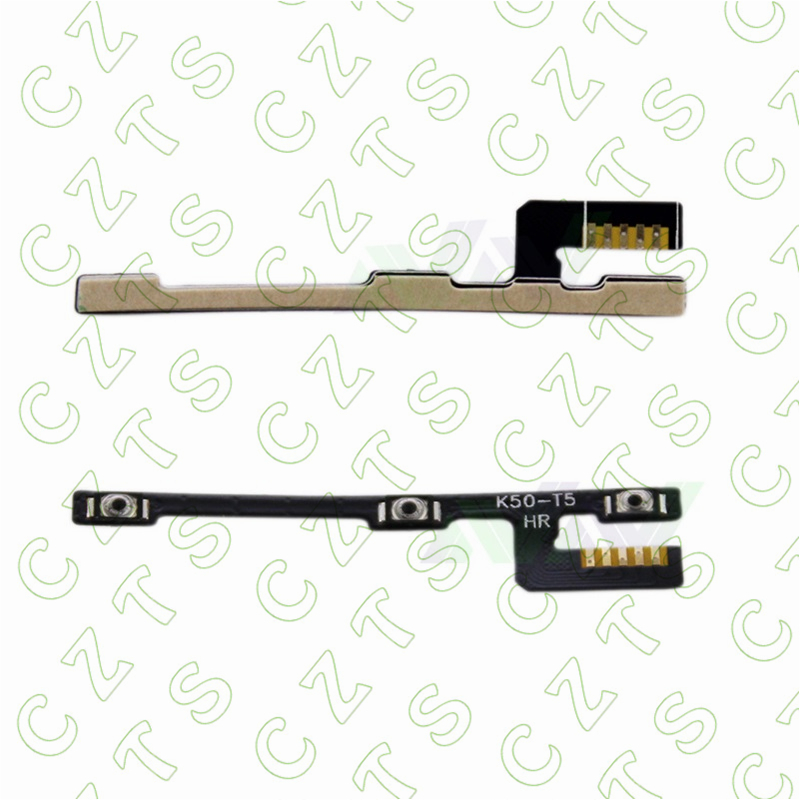 New power <font><b>Button</b></font> on/off & <font><b>Volume</b></font> up/down <font><b>Buttons</b></font> flex cable For <font><b>Lenovo</b></font> <font><b>A7000</b></font> Mobile phone image