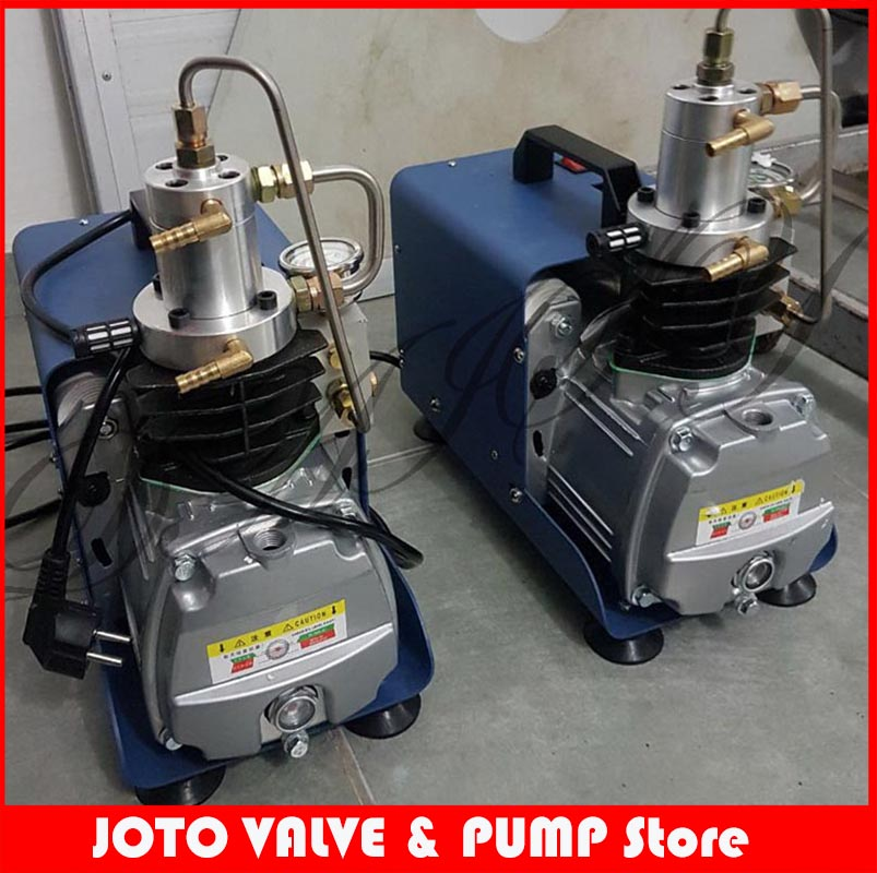 2017 Promotion Top Fashion Starter Edition High Pressure 30mpa Electric Compressor Pump Pcp Air 110v/220v
