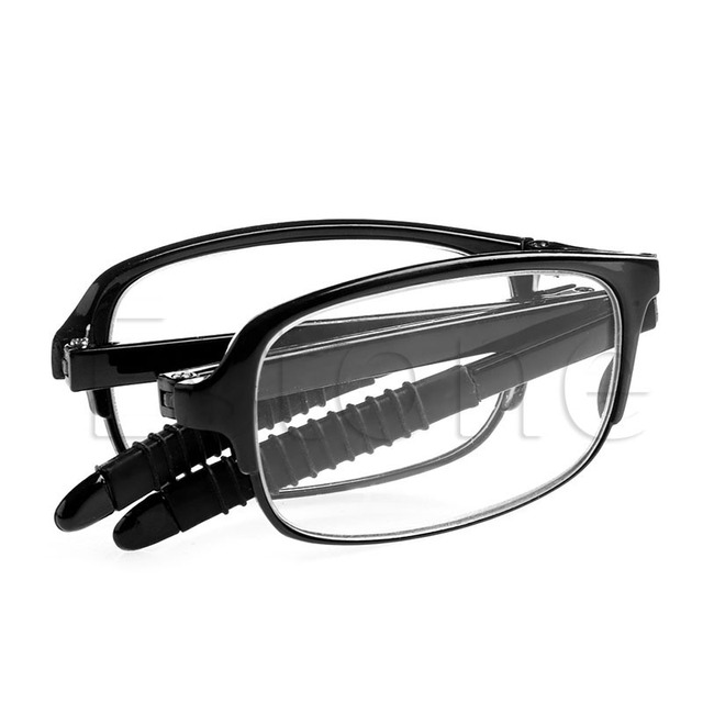 Folding Reading Glasses Eyeglass With Case +1.0 +1.5 +2.0 +2.5 +3.0 +3.5 +4.0 A47060